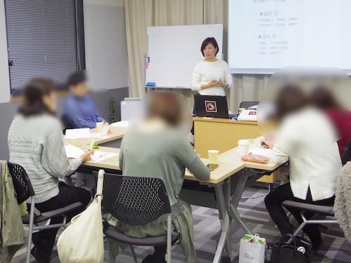 山口芳代先生(2)