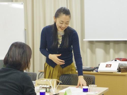 濱元すずこ先生(2)