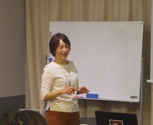 石堂直子先生 (2)